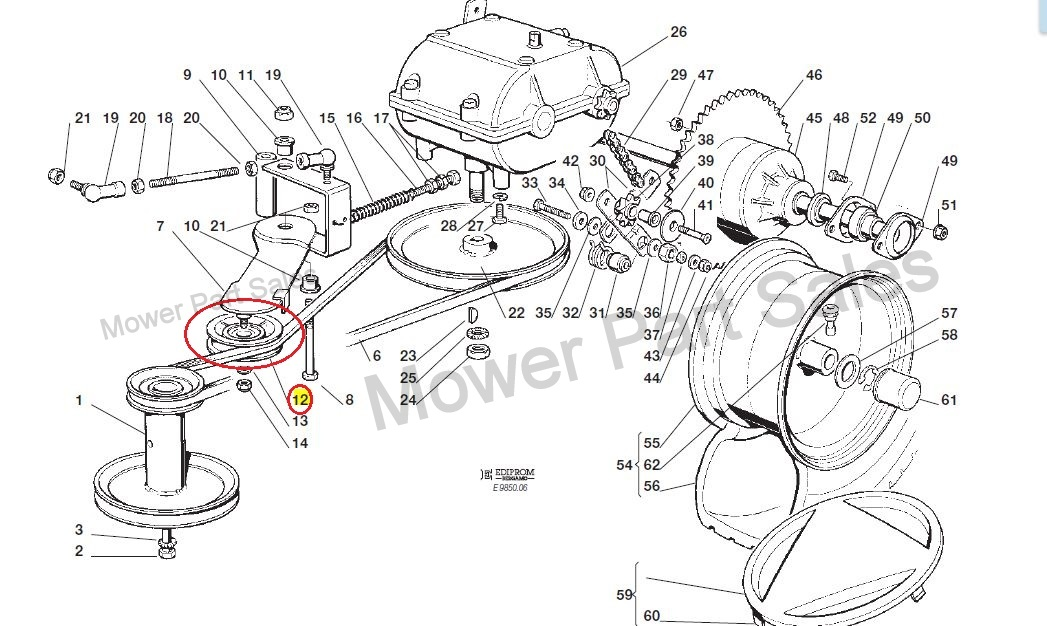husqvarna 51 parts diagram
